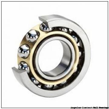 0.669 Inch | 17 Millimeter x 1.85 Inch | 47 Millimeter x 0.874 Inch | 22.2 Millimeter  CONSOLIDATED BEARING 5303-ZZN  Angular Contact Ball Bearings