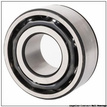 0.472 Inch   12 Millimeter x 1.26 Inch   32 Millimeter x 0.626 Inch   15.9 Millimeter  EBC 5201  Angular Contact Ball Bearings