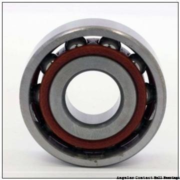 1.181 Inch   30 Millimeter x 2.441 Inch   62 Millimeter x 0.937 Inch   23.8 Millimeter  EBC 5206 2RS C3  Angular Contact Ball Bearings