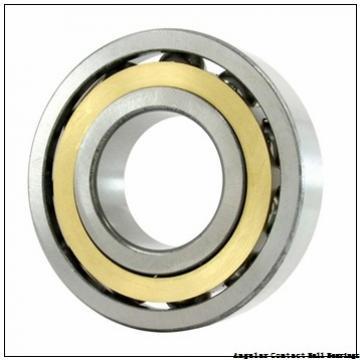 1.181 Inch | 30 Millimeter x 2.835 Inch | 72 Millimeter x 1.189 Inch | 30.2 Millimeter  CONSOLIDATED BEARING 5306-ZZN  Angular Contact Ball Bearings