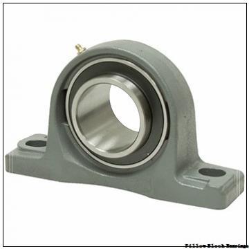 2.362 Inch   60 Millimeter x 3.189 Inch   81 Millimeter x 3 Inch   76.2 Millimeter  QM INDUSTRIES QVPX14V060SC  Pillow Block Bearings